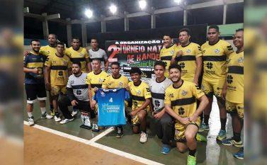 Handebol de Tucuruí é Campeã de Torneio Intermunicipal