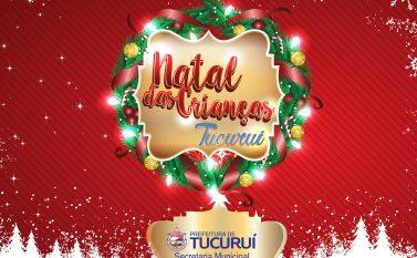 Natal das Crianças vai distribuir 20 mil brinquedos em Tucuruí
