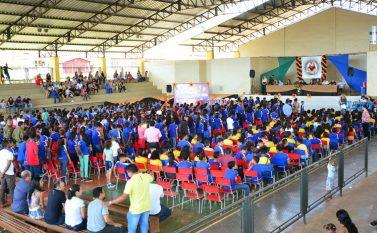 PM: Programa Educacional de Resistência às Drogas e à Violência forma quase um mil e cem alunos em Tucuruí