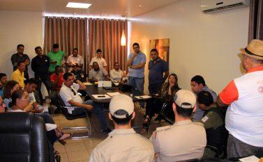 Tucuruí: Reunião define metas de segurança dos foliões durante o Carnaval