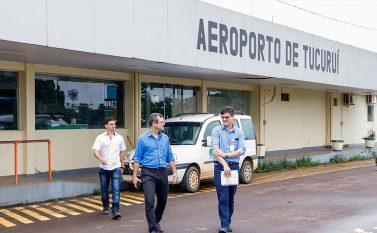 Aeroporto de Tucuruí deve ser reaberto