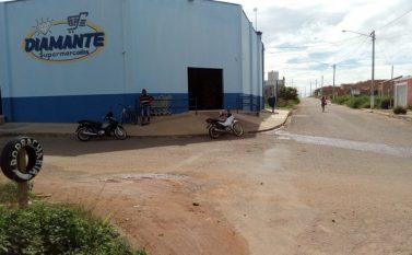 Supermercado Diamante é assaltado mais uma vez em Canaã dos Carajás