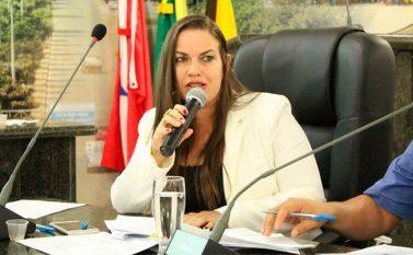Arleides de Paula é a nova chefe de gabinete da Prefeitura de Canaã dos Carajás