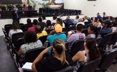 Ministério Público ouve demandas da comunidade em audiência pública