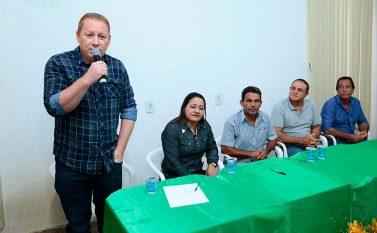 Com direito a auditório lotado, Edilson Valadares toma posse na Agricultura de Canaã dos Carajás