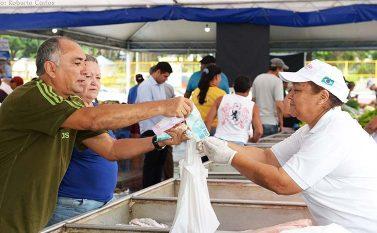 Feira do Peixe Popular acontece de 27 a 29 de março em Tucuruí