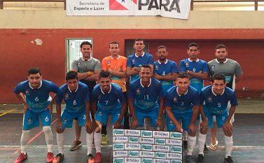 JOAPA – Tucuruí é campeão do futsal