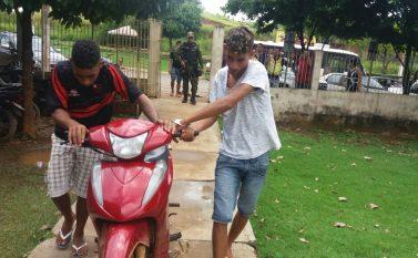 Parauapebas: Polícia Militar prende acusado de tentativa de estupro e dois assaltantes com moto roubada