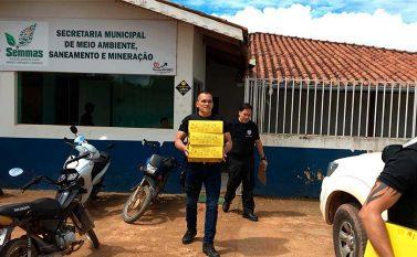 Operação Império Obscuro, da Polícia Civil, manda cinco para a cadeia