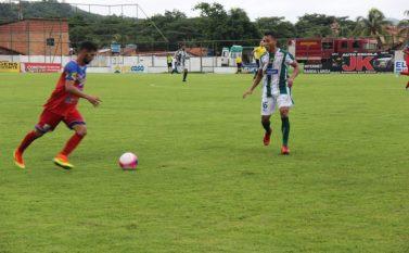 Parauapebas encara o Bragantino no Estádio Diogão precisando vencer para permanecer na elite do Parazão