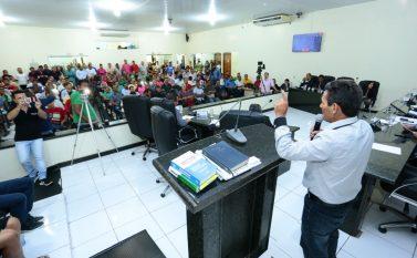 Canaã dos Carajás: um dia depois de exonerar secretários, Alexandre Pereira anuncia substitutos