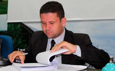 Presidente da Câmara de Redenção envia oficio a Secretario de Segurança Pública