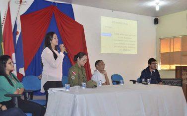 Seminário debate segurança nas escolas de Tucuruí