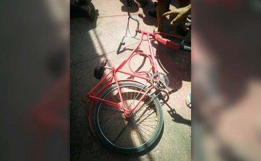 Mulher esfaqueia homem após ele não entregar bicicleta