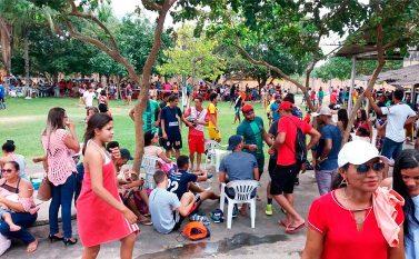 13ª Festa dos Trabalhadores reuniu 4 mil pessoas em Redenção