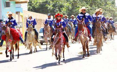 5ª Cavalgada Ruralista reuniu 2 mil cavaleiros e amazonas em Canaã