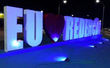 Praça pública de Redenção ganha novo cartão postal