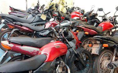 Roubo de motos já chega a 180 só este ano em Redenção