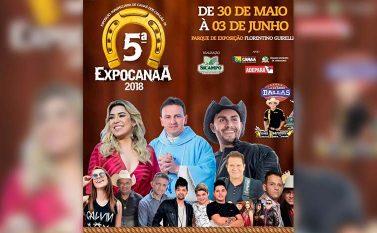 5ª Cavalgada Ruralista antecede a ExpoCanaã 2018