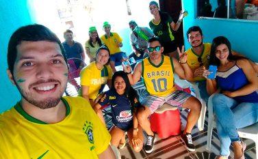 Copa do Mundo: Seleção brasileira em campo é sinônimo de família reunida