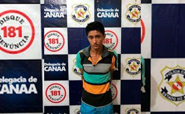 Dois assaltantes mortos e um estuprador preso em Canaã dos Carajás