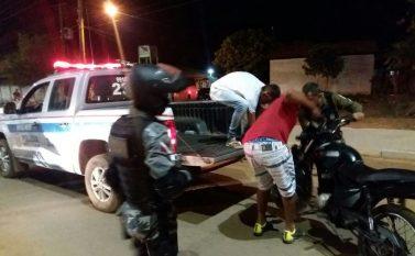 Fim de semana com muito trabalho para a Polícia Militar na região do Carajás