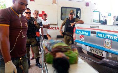 """Polícia de Parauapebas flagra bandidos a caminho de """"casinha"""""""