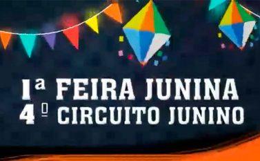 Redenção realiza neste fim de semana Feira e Circuito Junino