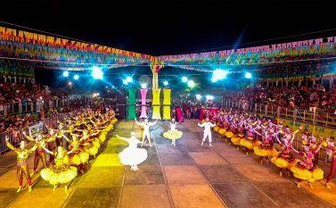 Rio Maria realizou segundo Festival Junino