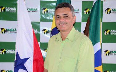 Secretário de Governo de Canaã dos Carajás pede licença do cargo