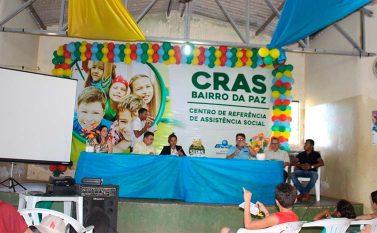 Semas realiza abertura da campanha contra o trabalho infantil em Curionópolis
