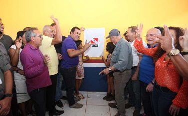 Curionópolis: Serra Pelada ganha escola e 3,8 km de asfalto