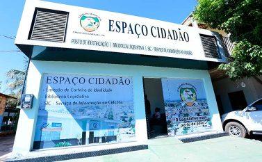 Câmara Municipal de Canaã inaugura Espaço Cidadão
