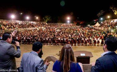 Assembléia de Deus dá inicio a festividades dos seus 84° anos em Tucuruí