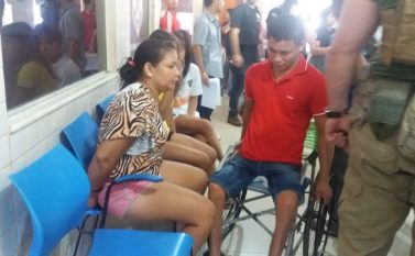 Traficantes presos e corpo encontrado em Parauapebas