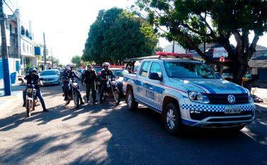 Força-tarefa desencadeia Operação Duas Rodas em três municípios