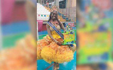 Marabaense vira Rainha Junina em concurso nacional em Manaus