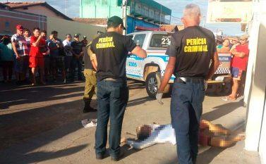 PM derruba dois assaltantes em Parauapebas após sofrer ataque