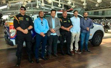 Tucuruí recebe mais três veículos para reforçar a segurança pública