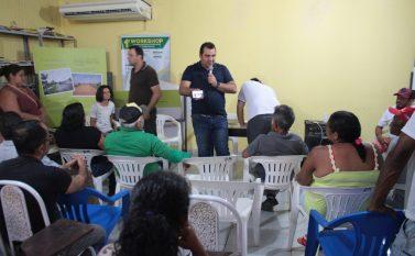 Adonei Aguiar anuncia chegado do Credcidadão aos microempresários de Curionópolis