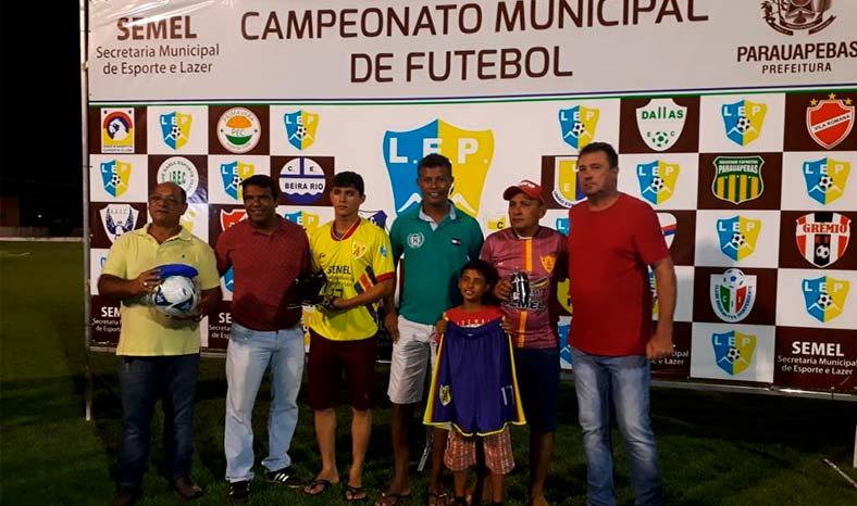 d1ab529e4 O Campeonato Municipal da 1ª e 2ª divisão terá início no próximo sábado  (18) com partidas que serão realizadas no Estádio José Raimundo Roseno  Araújo