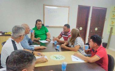 Prefeito Adonei Aguiar faz balanço do primeiro semestre de 2018