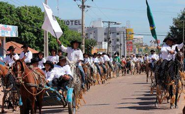 32ª Expoama abre no sábado em Marabá com a Grande Cavalgada