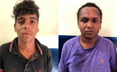 PM prende dois acusados de assalto e tentativa de homicídio