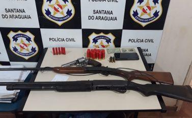 Operação Rei do Gado prende trio em Santana do Araguaia