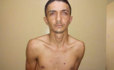 Ex-presidiário preso com drogas e munições em Redenção