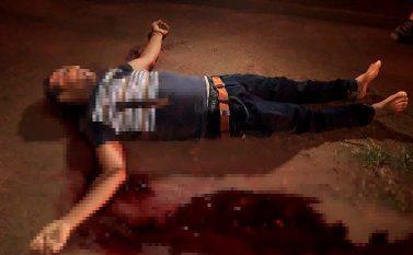 Mais um assassinato na zona rural de Parauapebas, com faca e machado