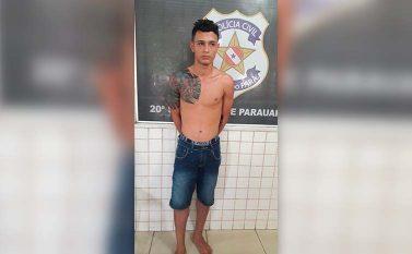 Polícia apreende menor que confessou ter matado homem encontrado com cabeça decapitada
