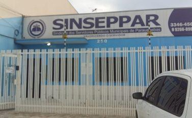 Eleições do Sinseppar remarcadas para 26 deste mês