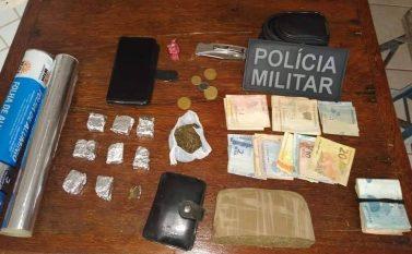 Polícia Militar prende traficantes em Goianésia do Pará